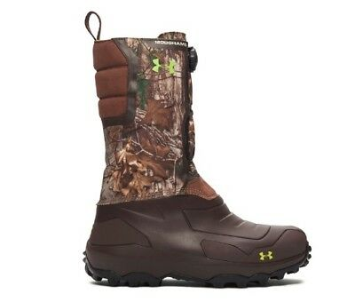 e10f46cd8245c Under Armour Ridge Reaper Pac 1200 Waterproof Realtree Xtra Camo Hunting  Boots 8 • 122.50$