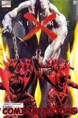 £2.50 • Buy Universe X #10 (2001) 1st Print Bagged & Boarded Marvel Comics