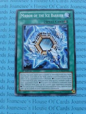 Mirror Of The Ice Barrier STBL-EN055 Common Yu-Gi-Oh Card 1st Edition New • 4.75£