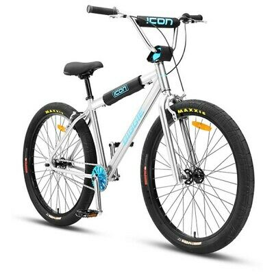 AU599 • Buy XDS Icon Biggie 26  Heavy Duty BMX Stainless Bike