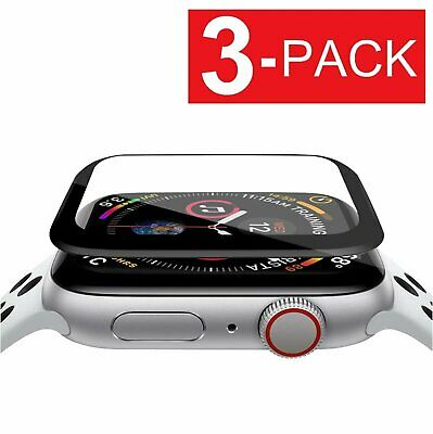 $ CDN6.14 • Buy 3D  Coverage Screen Protector Cover For Apple Watch Series 1 2 3 4 5 6 SE IWatch