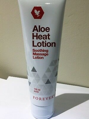 £37.99 • Buy Forever Living Aloe Heat Lotion: Soothing Massage Lotion 118ml
