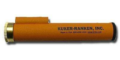 $123.99 • Buy Kuker Ranken 572S Hand Level With Leather Pouch - Authorized Dealer