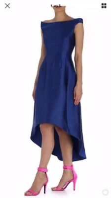 AU459 • Buy Carla Zampatti 6 Blue Gown