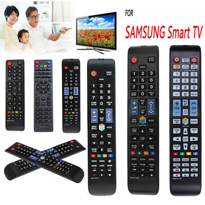 AU9.11 • Buy Replacement Universal Remote Control For Home Samsung 3D LED Smart TV Series Lot