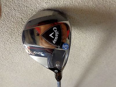 $ CDN110 • Buy Callaway Razr Fit Adjustable 5 Wood W/Stock 50g Ladies Graphite Shaft