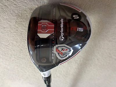 $ CDN220 • Buy LH -TaylorMade R15 TP 5/19* Wood W/Speeder 757 Evolution TS Stiff Graphite Shaft