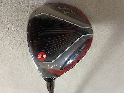 $ CDN158 • Buy LH - Callaway FT Optiforce 5/19* Wood W/Diamana S+ 62x5ct Stiff Graphite Shaft