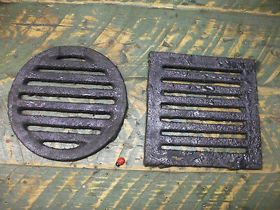 Metal Drain Cover - End Of Line • 8£