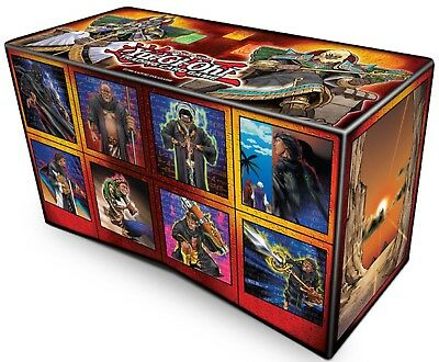 YuGiOh! Legacy Of The Valiant Deluxe Edition Gravekeepers New English Sealed Box • 40£