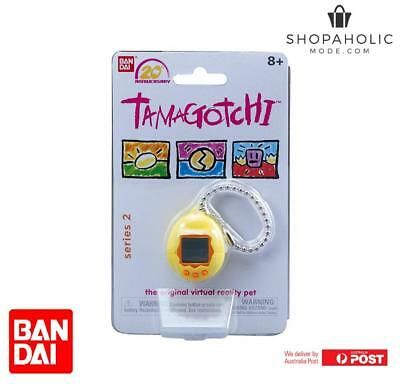 AU33.20 • Buy Bandai Tamagotchi 20th Anniversary Series 2 Chibi Yellow With Orange