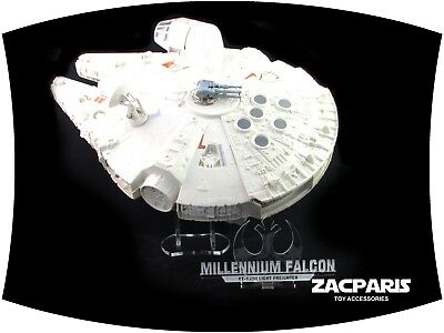 $22.04 • Buy Display Stand For Vintage Star Wars Millennium Falcon - Angled Stand , So COOL!