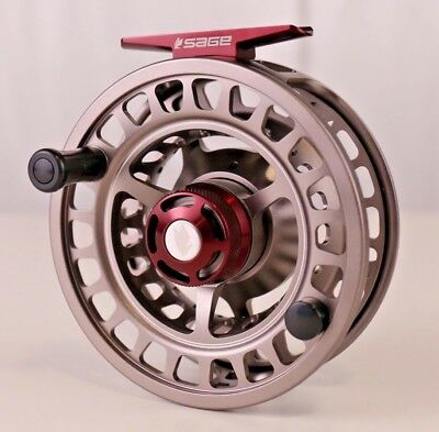 $500 • Buy Sage Spectrum Max Fly Reel 7/8 Chipotle - FREE LINE AND BACKING - FREE FAST SHIP