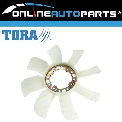 AU32.95 • Buy Radiator Fan Blade Suits Toyota Landcruiser HDJ100R 1HD-FTE 4.2L Diesel Engine