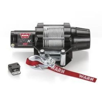 $303.99 • Buy Warn 101035 VRX 35 Electric Winch, 3,500 Lbs., Roller Fairlead - 50 Ft. Cable