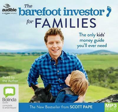 AU39.21 • Buy The Barefoot Investor For Families: The Only Kids' Money Guide You'll Ever Need