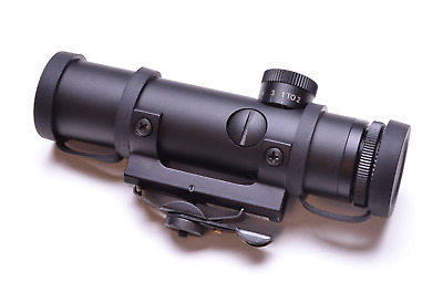 $109 • Buy Retro Vintage Classic Style Sporter A1 4x20 Scope With Carry Handle Mount BDC