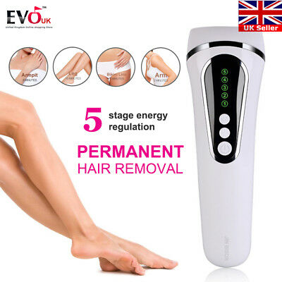 View Details Laser & IPL Photon Permanent Hair Removal Machine Face Body Skin Rejuvenation • 54.99£