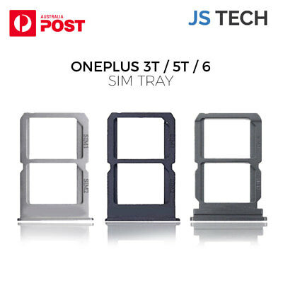 AU7.50 • Buy New Replacement For Oneplus One Plus 3T 5T 6 Sim Memory Card Tray