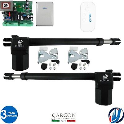 £234.99 • Buy Oxygen Automation GATE ELECTRIC SWING OPENER COMPLETE KIT 2 MOTORS 1 REMOTE