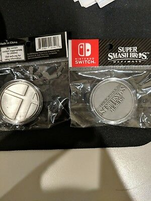 $10 • Buy Limited Edition Nintendo Switch Super Smash Bros. Ultimate Coin