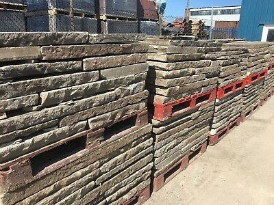 Top Quality Reclaimed York Stone Flags • 73£