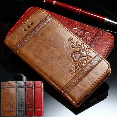 $ CDN7.10 • Buy Magnetic Flip Leather Case Card Wallet Stand Cover For IPhone X 6 7 8 XR XS Max
