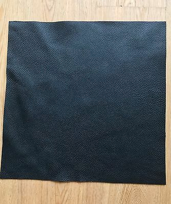 £3.25 • Buy  1.5mm Black Full Grain Leather Remnants Offcuts Soft Cowhide Various Sizes