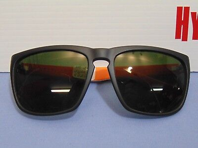 553a8fc15a5 Electric Knoxville XL Matte Black Sunglasses White Orange 4220 Made In  Italy NEW • 89.99
