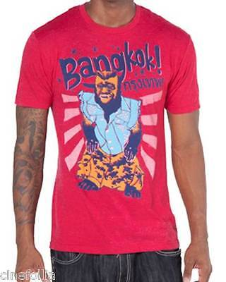 T-Shirt A Night From Leoni 2 Bangkok Monkey Men's Sweater Official Hangover • 15.57£