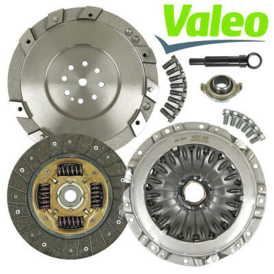 $196.26 • Buy VALEO CLUTCH SOLID FLYWHEEL CONVERSION KIT For 2001-06 HYUNDAI SANTA FE 2.7L V6