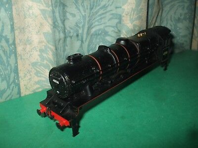 MAINLINE EX LMS BLACK REBUILT PATRIOT LOCO BODY ONLY - No.1 • 19.75£