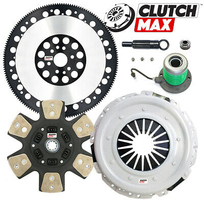 $282.88 • Buy CM STAGE 4 CLUTCH KIT & RACING FLYWHEEL For 2005-2010 FORD MUSTANG GT 4.6L V8