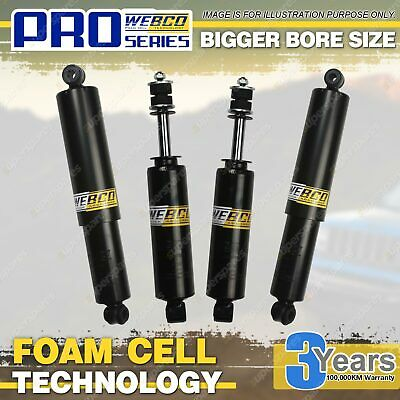 AU319 • Buy Front Rear 2  Lift Foam Cell Shock Absorbers For Mitsubishi Triton MK Ute 96-06