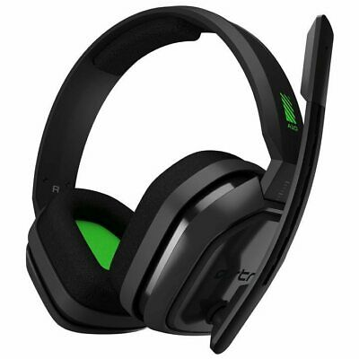 AU99 • Buy Astro Gaming A10 Wired Headset For Xbox One - Grey/Green (Free Postage)