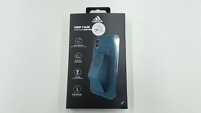 AU6.28 • Buy New Adidas Performance Grip Case For IPhone X IPhone XS Blue