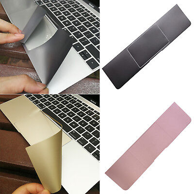 $9.90 • Buy Palm Rest Cover Track Pad Sticker Protector Skin For Apple MacBook 12inch 12