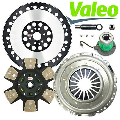 $282.88 • Buy Valeo Stage 4 Clutch Kit+ Slave+ Lightweight Flywheel 05-10 Ford Mustang Gt 4.6l