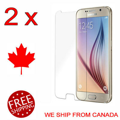 $ CDN4.99 • Buy Screen Protector Tempered Glass Compatible With Samsung S6 / S7 / S8 / S9