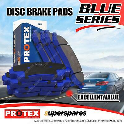 AU65.50 • Buy 8Pcs Front + Rear Protex Disc Brake Pads For Nissan Pulsar SSS N15 2.0L 95 On