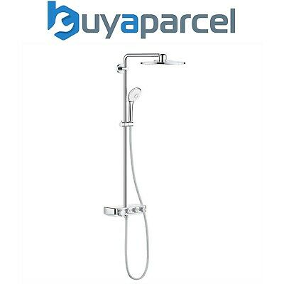 Grohe Euphoria SmartControl Shower System 310 Duo Diverter Thermostatic Chrome • 729.99£