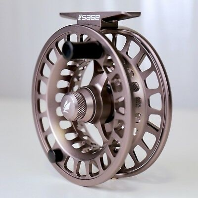 $375 • Buy Sage Spectrum LT Reel 5/6 Silver - FREE FLY LINE AND BACKING - FREE FAST SHIP