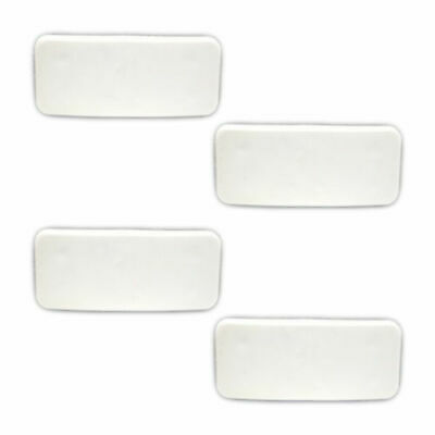£1.99 • Buy UPVC Cockspur Wedge Kit - 3mm, 4mm, 5mmm & 6mm Wedges Included - White - Branded