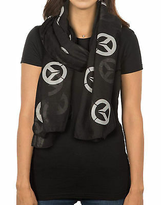 AU30.90 • Buy Overwatch Declaration Scarf - Official Video Game For PlayStation Xbox One