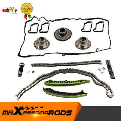 AU341.98 • Buy TIMING CHAIN KIT CAM GEARS FOR MERCEDES M271 W204 C180 C200 C250 Turbocharged