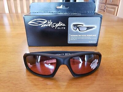 817e60d9b1 Smith Optics Hudson Tactical Sunglasses (Black