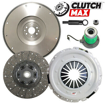 $208.67 • Buy CM STAGE 1 HD SLAVE CLUTCH KIT+NODULAR FLYWHEEL For 2005-10 FORD MUSTANG GT 4.6L