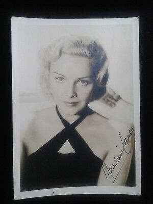 $ CDN141.21 • Buy Vintage Hollywood 1930's Madeline Carroll Autographed 5x7  Studio Photo Sexy