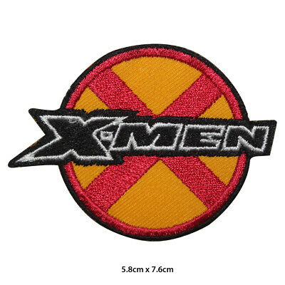 £1.99 • Buy X Men Super Hero Movie Embroidered Patch Iron On Sew On Badge For Clothes Etc