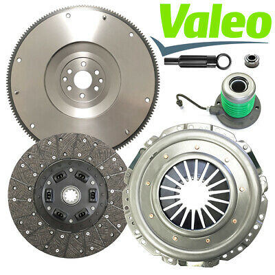 $208.67 • Buy VALEO STAGE 1 SLAVE CLUTCH KIT+NODULAR FLYWHEEL For 2005-10 FORD MUSTANG GT 4.6L